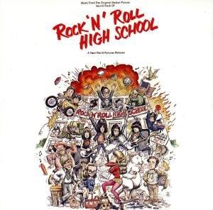 ROCK 'N' ROLL HIGH SCHOOL rock 'n' roll high school original soundtrack CD 1979 PUNK ROCK