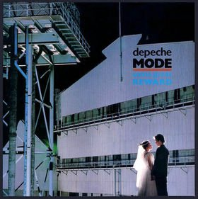 DEPECHE MODE some great reward CD 1984 SYNTH POP