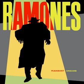 RAMONES pleasant dreams CD 1981 PUNK ROCK