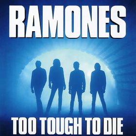 RAMONES too tough to die CD 1984 PUNK ROCK