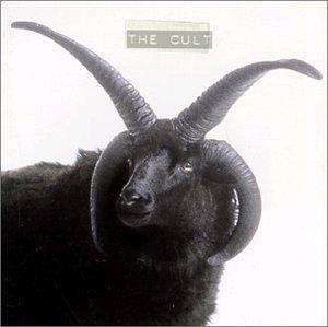 THE CULT the cult CD 1994 ALTERNATIVE HARD ROCK