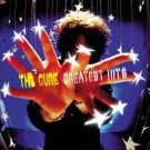THE CURE greatest hits CD 2001 POST PUNK