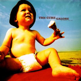 THE CURE galore: the singles 1987 - 1997 CD 1997 POST PUNK