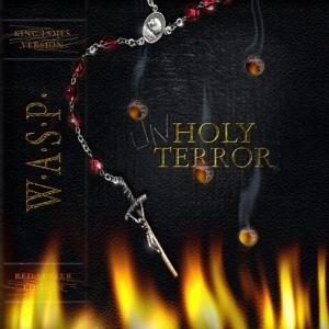 WASP unholy terror CD 2001 HEAVY METAL