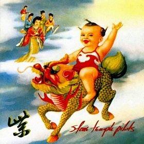 STONE TEMPLE PILOTS purple CD 1994 ALTERNATIVE ROCK