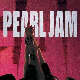 PEARL JAM ten CD 1991 ALTERNATIVE ROCK