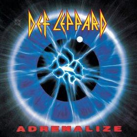 DEF LEPPARD adrenalize CD 1992 HARD ROCK
