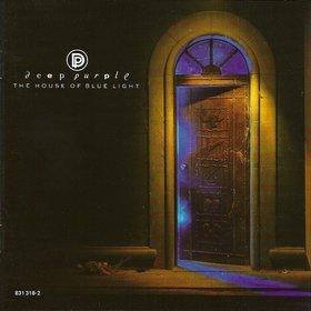DEEP PURPLE the house of blue light CD 1987 HARD ROCK