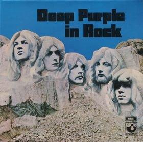 DEEP PURPLE in rock CD 1970 HARD ROCK