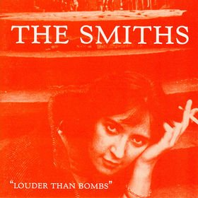 THE SMITHS louder than bombs CD 1987 POST PUNK