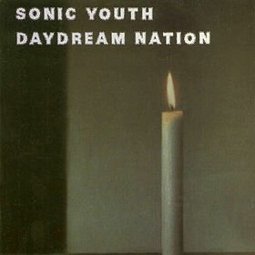 SONIC YOUTH daydream nation CD 1988 ALTERNATIVE ROCK