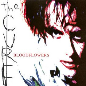 THE CURE bloodflowers CD 2000 DREAM POP / ALTERNATIVE ROCK