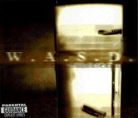 WASP k.f.d. CD 1997 HEAVY METAL