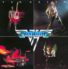 VAN HALEN van halen CD 1978 HARD ROCK
