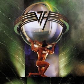VAN HALEN 5150 CD 1986 HARD ROCK