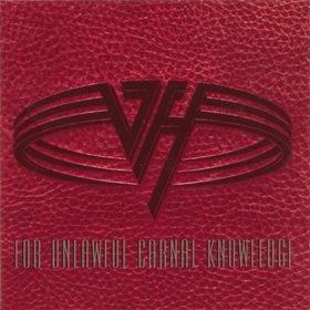 VAN HALEN for unlawful carnal knowledge CD 1991 HARD ROCK