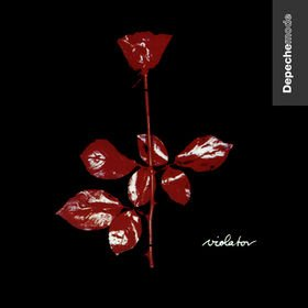 DEPECHE MODE violator CD 1990 SYNTH POP