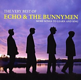 ECHO & THE BUNNYMEN more songs to learn and sing CD+DVD 2006 POST PUNK