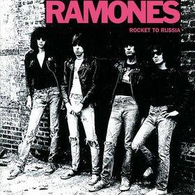 RAMONES rocket to russia CD 1977 PUNK ROCK