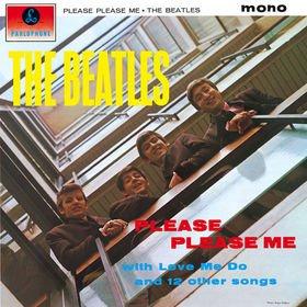 BEATLES please please me CD 1963 ROCK