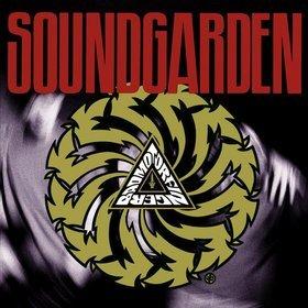 SOUNDGARDEN badmotorfinger CD 1991 ALTERNATIVE ROCK