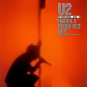 U2 under a blood red sky CD 1983 ROCK POP