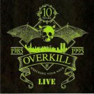 OVERKILL wrecking everything live 2CD 1995 THRASH METAL