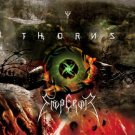 THORNS VS EMPEROR thorns vs emperor CD 1999 INDUSTRIAL BLACK METAL