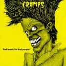 THE CRAMPS bad music for bad people CD 1984 PSYCHOBILLY