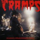 THE CRAMPS rockinnreelininaucklandnewzealandxxx CD 1986 PSYCHOBILLY