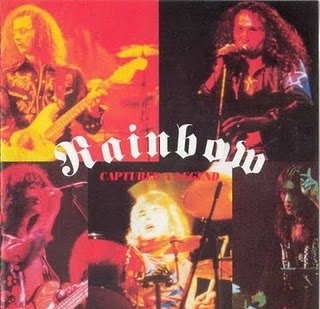 RAINBOW captured a legend BOOTLEG 2CD 1976 HARD ROCK