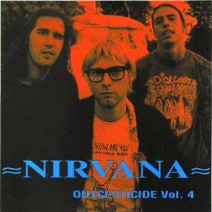 NIRVANA outcesticide vol.4 CD - GRUNGE