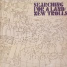 NEW TROLLS searching for a land CD 1972 PROGRESSIVE ROCK