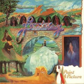 FANTASY paint a picture CD 1973 PROGRESSIVE ROCK