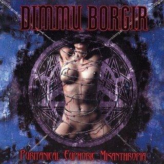 DIMMU BORGIR puritanical euphoric misanthropia CD 2001 SYMPHONIC BLACK METAL
