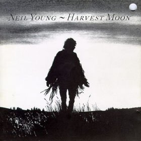 NEIL YOUNG harvest moon CD 1992 COUNTRY ROCK