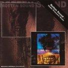 ROTTEN SOUND under pressure / drain CD 2005 CRUST GRINDCORE