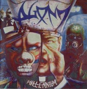 AGONY millenium CD 1996 THRASH METAL