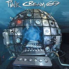 PINK CREAM 69 thunderdome CD 2004 HARD ROCK