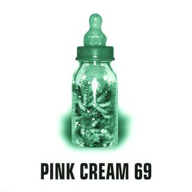 PINK CREAM 69 food for thought CD 2005 HARD ROCK