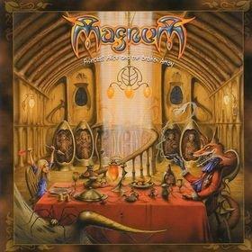 MAGNUM princes alice and the broken arrow CD 2007 HARD ROCK