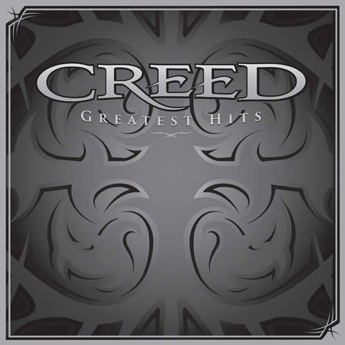 CREED greatest hits CD+DVD 2004 POST-GRUNGE
