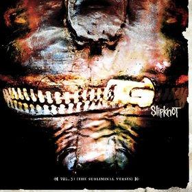 SLIPKNOT vol.3 the subliminal verses CD 2004 NEW METAL