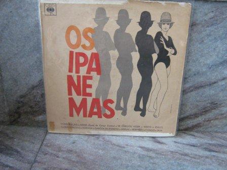 OS IPANEMAS S/T(1964) LP 1964 BRAZIL JAZZ WILSON DAS NEVES