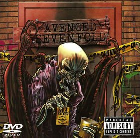 AVENGED SEVENFOLD all excess DVD 2007 MELODIC METALCORE