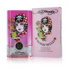 Born Wild ~ Ed Hardy 3.4 oz Women Eau de Parfum Spray ( Women Perfume )