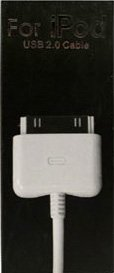 Sync & Charge USB 2.0 Data Cable for the iPod/iPhone