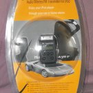 Wireless FM Transmitter and Car Charger for iPod