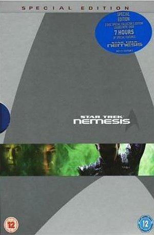 Star Trek: Nemesis - Special Edition DVD