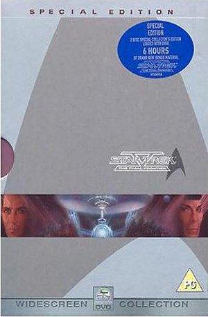 Star Trek: The Final Frontier - Special Edition DVD